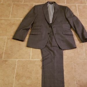 Banana Republic Mens Slim Fit Suit